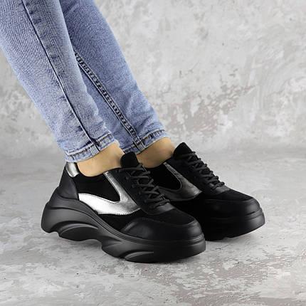 Женские кроссовки Fashion Mandy 1342 36 размер 23 см Черный, фото 2