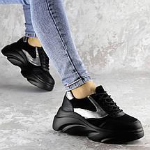 Женские кроссовки Fashion Mandy 1342 36 размер 23 см Черный, фото 3