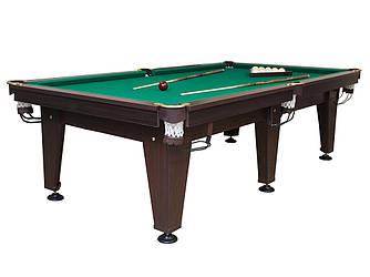 Більярдний стіл для піраміди ОСКАР 9ф дсп 2.6 м х 1.3 м