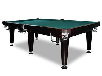 Більярдний стіл для піраміди КЛАСИК 10ф дсп 2.8 м х 1.4 м
