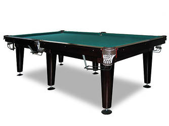 Бильярдный стол для пирамиды КЛАССИК 9ф дсп 2.6м х 1.3м
