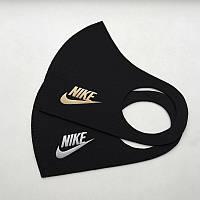 Захисна маска Nike репліка Чорна