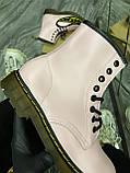 Женские ботинки Dr. Martens 1460 Pink, ботинки доктор мартенс, жіночі черевики Dr Martens, ботінки мартінс, фото 6