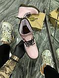 Женские ботинки Dr. Martens 1460 Pink, ботинки доктор мартенс, жіночі черевики Dr Martens, ботінки мартінс, фото 3