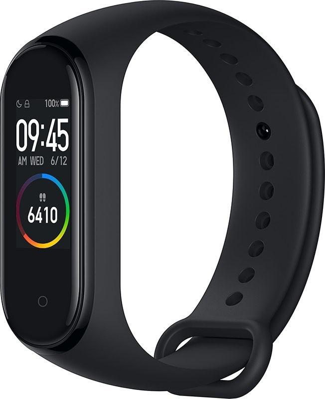 Фітнес-трекер Xiaomi Mi Smart Band 4 (Black) Global