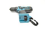 Шуруповерт Makita 550 DWE | 24V 5A/h Li-Ion | Акумуляторний шуруповерт Макіта, дриль шуруповерт, фото 3