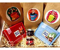 Вкусный подарочный набор, подарок на 8 марта, подарок на день Святого Валентина