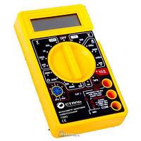 Мультиметр цифровой универсальный Сталь 73003 (100719)