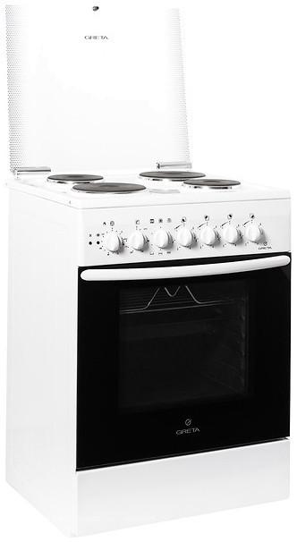 Электрическая плита Greta 600-E-08 (W)