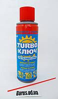 Засіб для захисту та очищення механізмів Turbo Ключ 200 мл