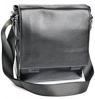 Мужская кожаная сумка  8877 Black Мужские кожаные сумки оптом  в Одессе 7 км, фото 1