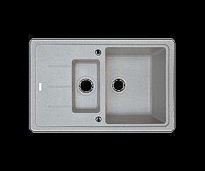 Мойка Borgio PRFC-780х500 (серый камень)