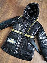 Весенняя куртка-жилетка для девочки., фото 3