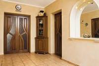 Деревянные двери, производство деревянных дверей, купить двери из массива дерева в Черкассах, Черкассы