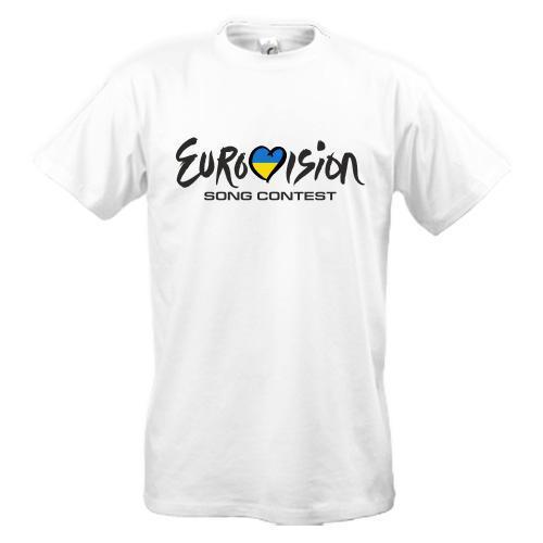Футболка Eurovision (Євробачення)