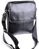Мужская кожаная сумка  3508 Black Мужские кожаные сумки оптом  в Одессе 7 км, фото 1