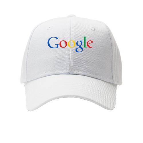 Кепка с логотипом Google