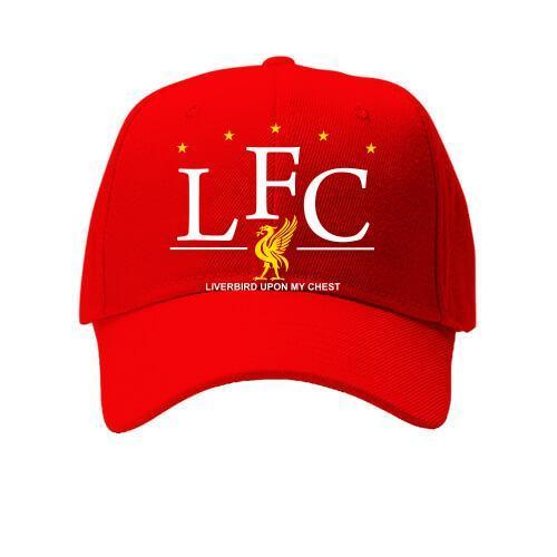 Кепка LFC 5 звезд