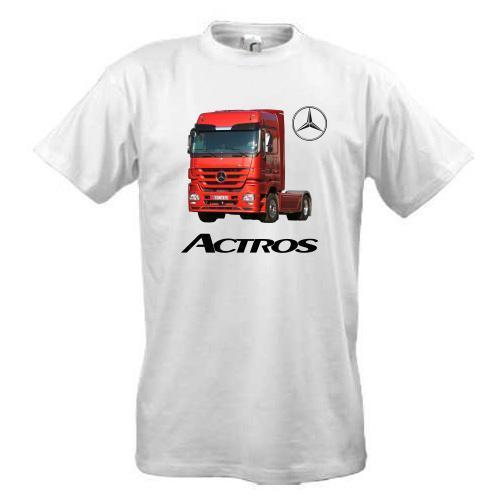 Футболка Mercedes-Benz Actros