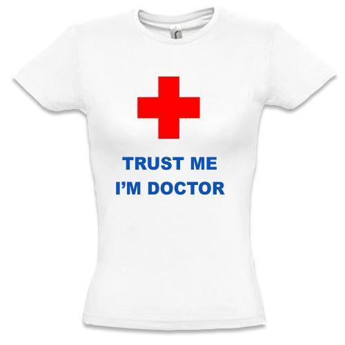 Футболка Я доктор