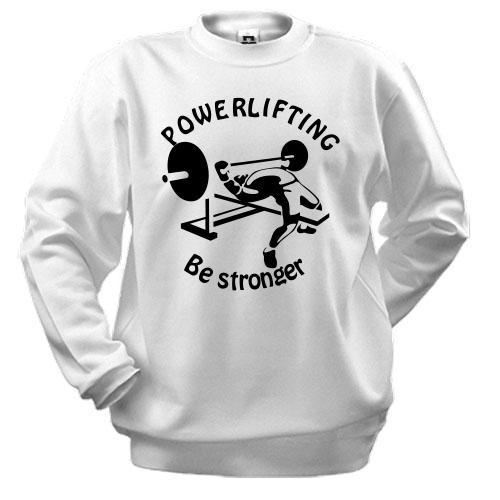 Свитшот Powerlifting