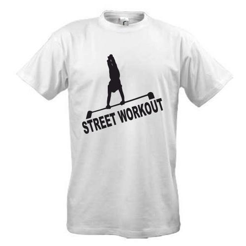 Футболка Street Workout hide