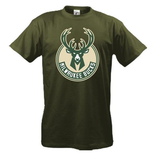 Футболка Milwaukee Bucks