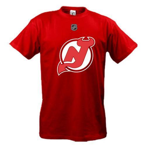 Футболка New Jersey Devils 2