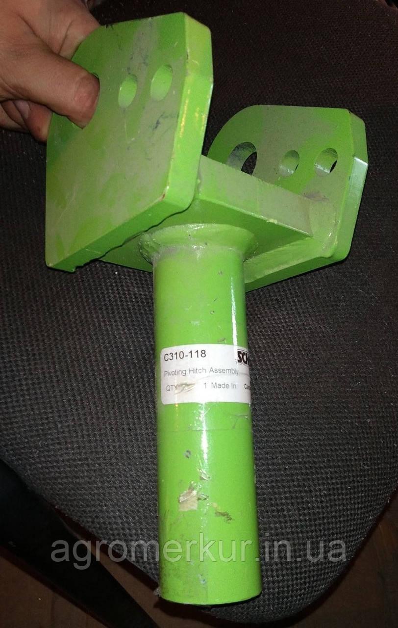 Пристрій причіпний C310-118 SCHULTE