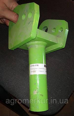 Пристрій причіпний C310-118 SCHULTE, фото 2
