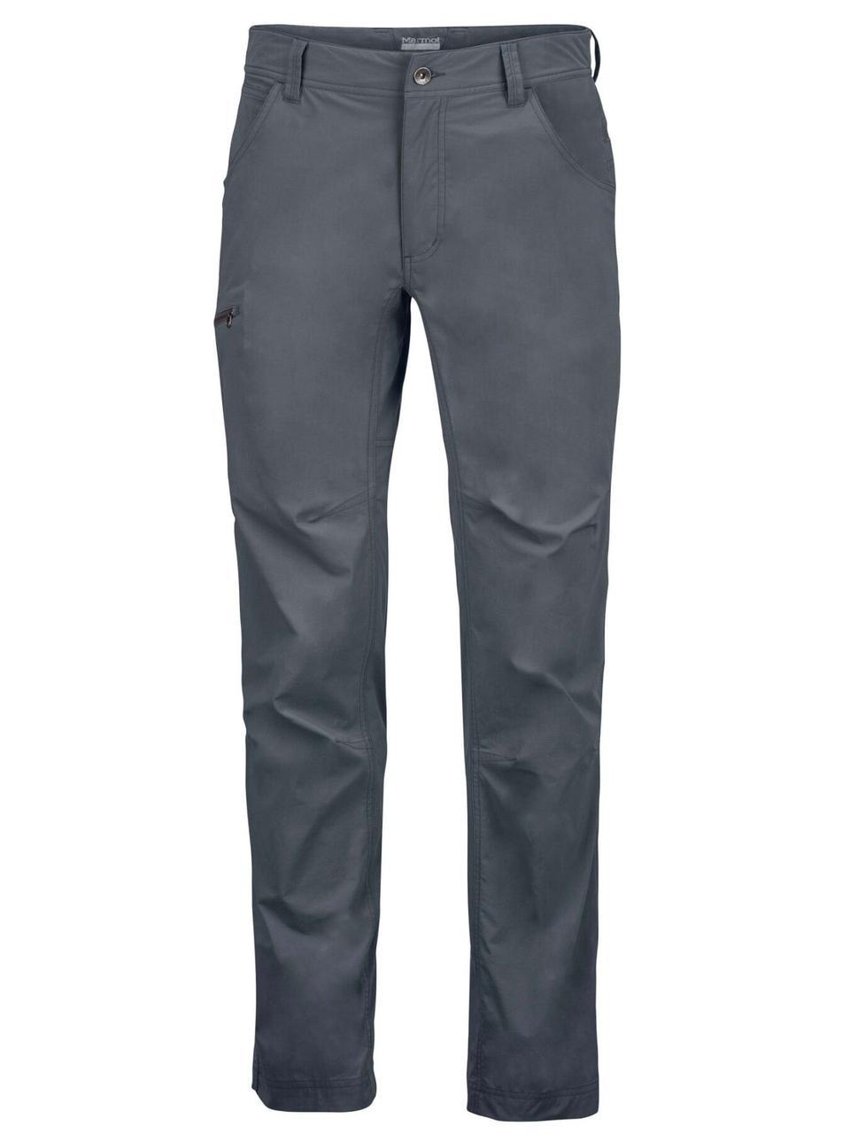 Штаны мужские Marmot Men`s Arch Rock Pant Long Slate Grey, р.30