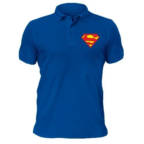 Футболка поло Superman 2