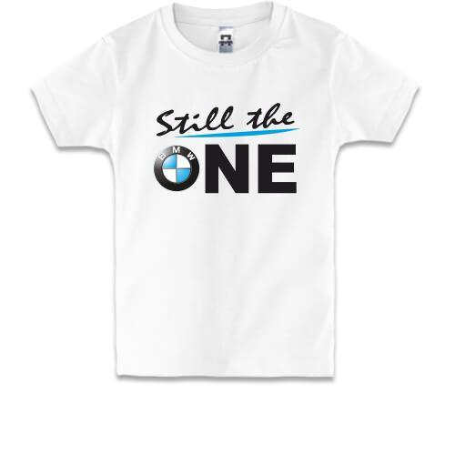 Детская футболка BMW Still the ONE