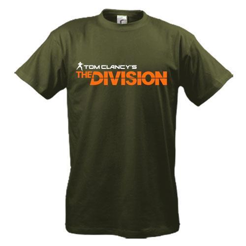 Футболка Tom Clancy's The Division Logo
