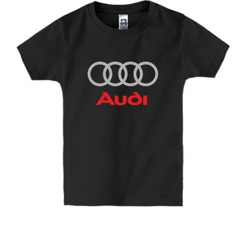 Детская футболка Audi (2)