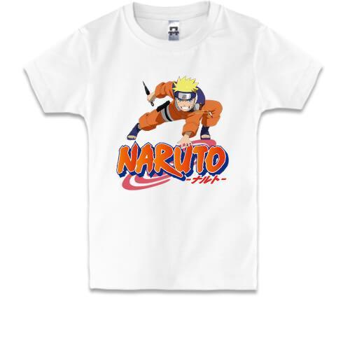 Детская футболка Наруто