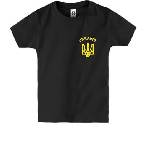 Детская футболка Ukraine (mini)