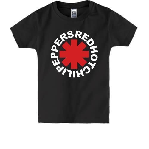 Детская футболка Red Hot Chili Peppers (B)