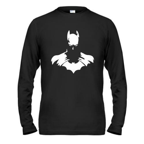 Лонгслив Batman (силуэт)
