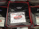 Авточехлы  на Chery Amulet 2003-2010 sedan, фото 2
