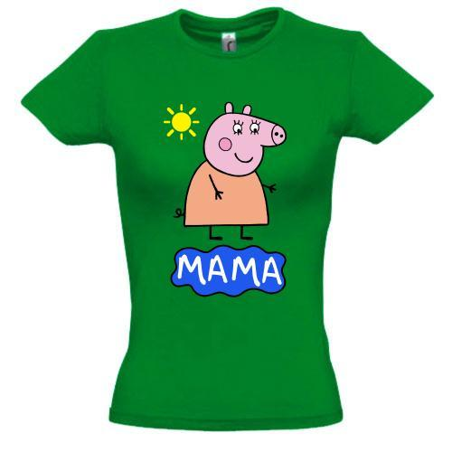 Футболка Мама Свинка (свинка Пеппа)