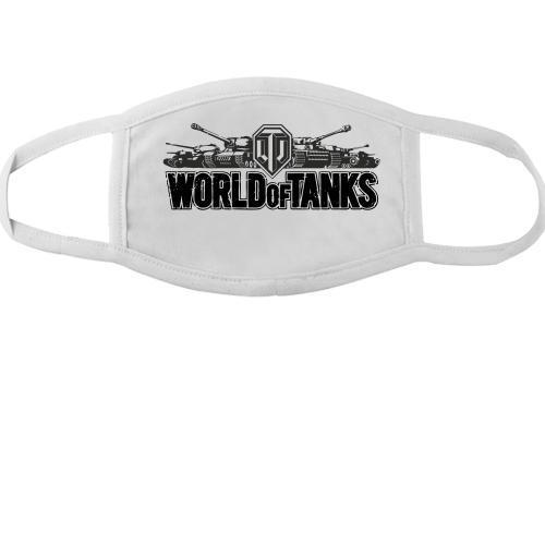 Маска World of Tanks Контур