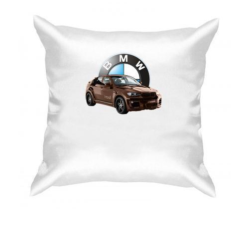 Подушка BMW X-6 Brown