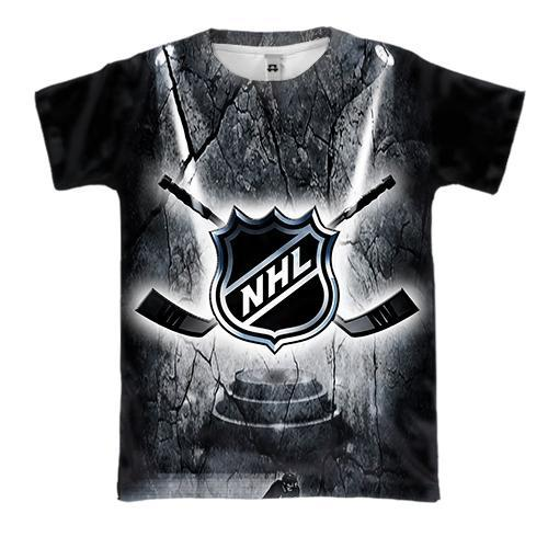 3D футболка NHL (2)