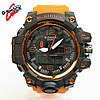 Годинник Casio G-Shock GWG-1000 Black/Orange NEW. Репліка ТОП якості!