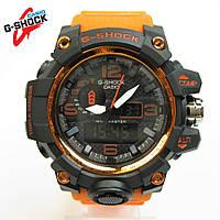 Годинник Casio G-Shock GWG-1000 Black/Orange NEW. Репліка ТОП якості!, фото 1
