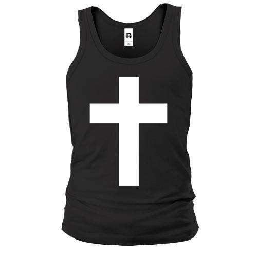 Майка Cross classic (с крестом)