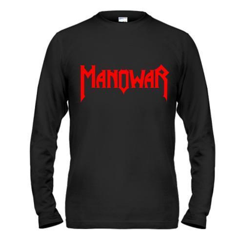 Лонгслив Manowar 2