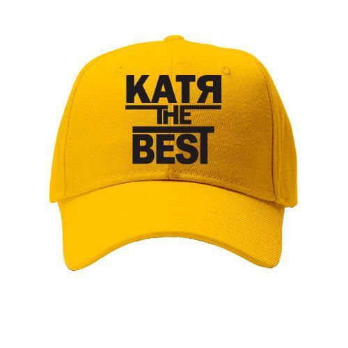 Кепка Катя the BEST