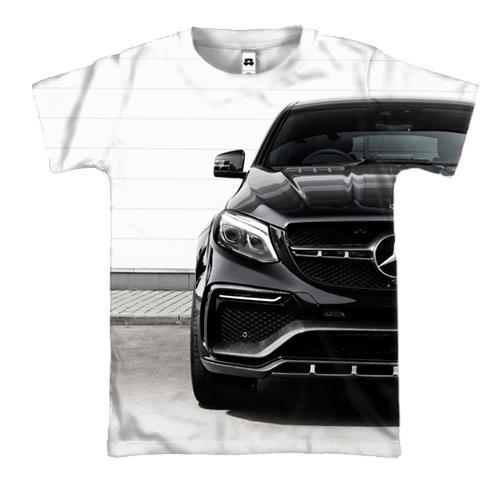 3D футболка Mercedes Benz GLE